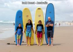 Gold Coast Surf Academy