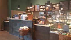 Starbucks at Cineworld Newport