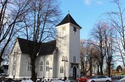 ‪Drøbak Church‬