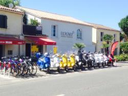 Rolling Bikes