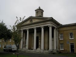 The Asylum Chapel