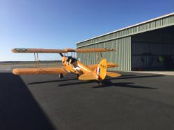 Tiger Moth Adventure Flights