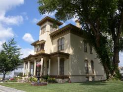 The Pepin Mansion Historic B&B
