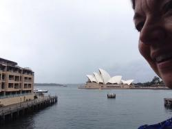 best view of opera house!