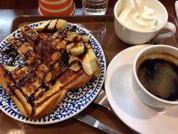 St-Marc Cafe, Hankyu Sambangai