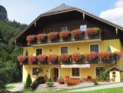 Bauernhof Haus Oberascher