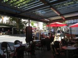 Cafe Brasserie du Centre Anduze