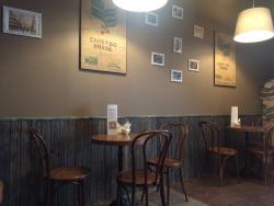 Coffee Shop Avocado