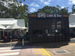 Quay Street Cafe & Bar