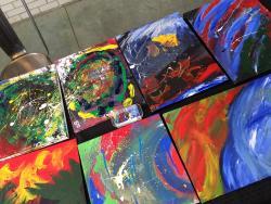 Pop-up Sunday Art Market - 2nd & 4th Sundays