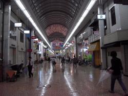 Obiyamachi Itchome Shopping Street