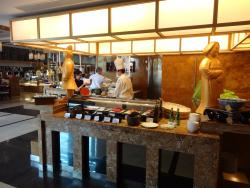 香格里拉酒店西餐厅