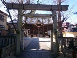 Tomidaishiki Asuka Shrine