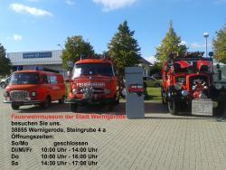 Feuerwehrmuseum Wernigerode