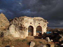 Kastabala Hierapolis Antik Kenti