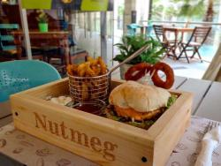 Nutmeg restaurant and cafe