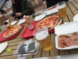 Denen Plaza Kawaba Beer Restaurant Hotaka