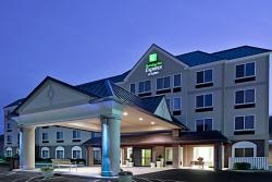 Holiday Inn Express Newark-Heath