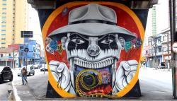 Open Museum of Urban Art - MAAU SP