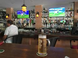 The George Sports Bar and Restaurant Jomtien