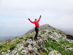 Climbing The Sword Mountain