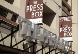 Pressbox Pub