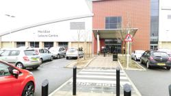 Meridian leisure centre louth