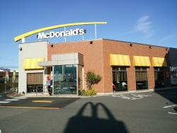 McDonald's Route 155 Ichinomiya