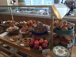 Benugo Café at John Lewis