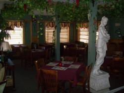 Christopher's in the Valley Italian restaurant