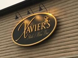 Xavier's Steak & Wine Bar