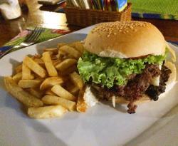 Restaurante do Hotel Casarão da Amazônia