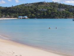 Deep Bay Beach