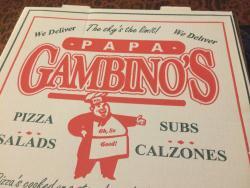 Papa Gambino's Pizza