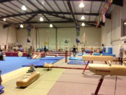 Pipers Vale Gymnastic Club