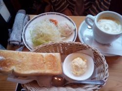 Komeda Coffee Shop Yonago Yumigahama