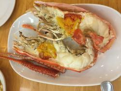 Nice Thai seafood restaurant in Siam Paragon