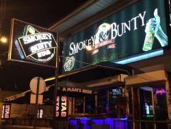 Smokey & Bunty