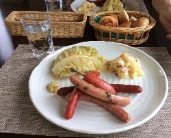 Sausage Shop Frank
