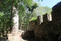 Cinnamon Bay Sugar Mill Ruins