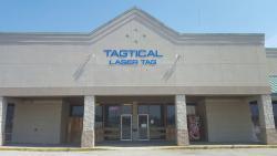 Tagtical Laser Tag