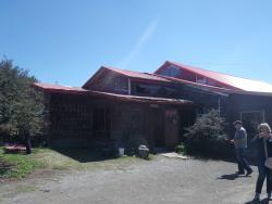 Restaurant y cabañas Bombón Oriental
