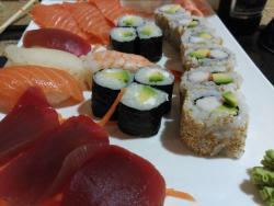 Sushi Wok