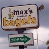Max's Gourmet Bagels