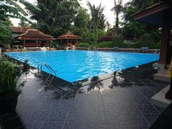 Green Tropical Village