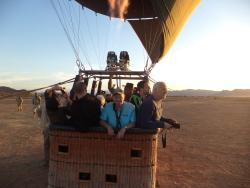 Sossusvlei Lodge Hot Air Balloon Flights