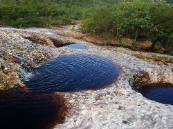 Serrano Natural Pools