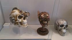 Музей черепа и скелета