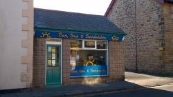 Sun, Sea and Sandwiches