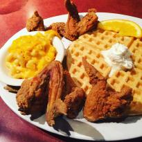 Gladys Knight Signature Chicken and Waffles